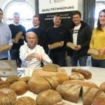Brot- und Semmelprüfung der Bäckerinnung Schwandorf