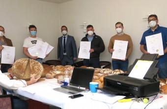 Brotprüfung 2021