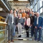 Infoabend u. Besichtigung der OTH; Ostbayerische technische Hochschule in Amberg einschließlich dem neunen Kompetenzzentrum KWK
