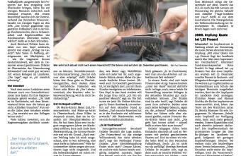 Friseur Neuer Tag 15.01.21