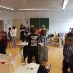 "Friseurinnung Schwandorf – Seminar ""Menstyling""  am 04. November 2019 mit Holger Maas, Top-Akteur der Fa. WELLA"