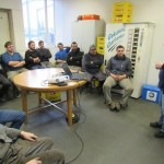 Weiterbildung für Gabelstaplerfahrer