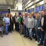 Brauereiführung der SHK Innung Schwandorf am 14. September 2019