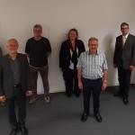 Zimmerer-Innung Schwandorf hat einen neuen Obermeister