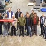 Betriebsbesichtigung der Metallinnung Schwandorf bei Lehmer Maschinentechnik GmbH