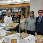 Schwandorfer Innungsbäckereien liefern wieder Stollen von hervorragender Qualität