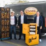 Bäckerei Scherl und Wolf Wurst sorgen für volle Mägen im Krankenhaus St. Barbara Schwandorf